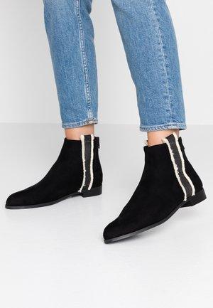 Ankle boot - noir