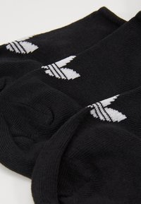 adidas Originals - LOW CUT SOCK 3 PACK - Socks - black - 2