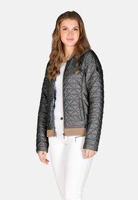 Cero & Etage - Winter jacket - thunder - 0