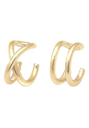 SET GEO BASIC MINIMAL  PASOTA - Earrings - gold-coloured