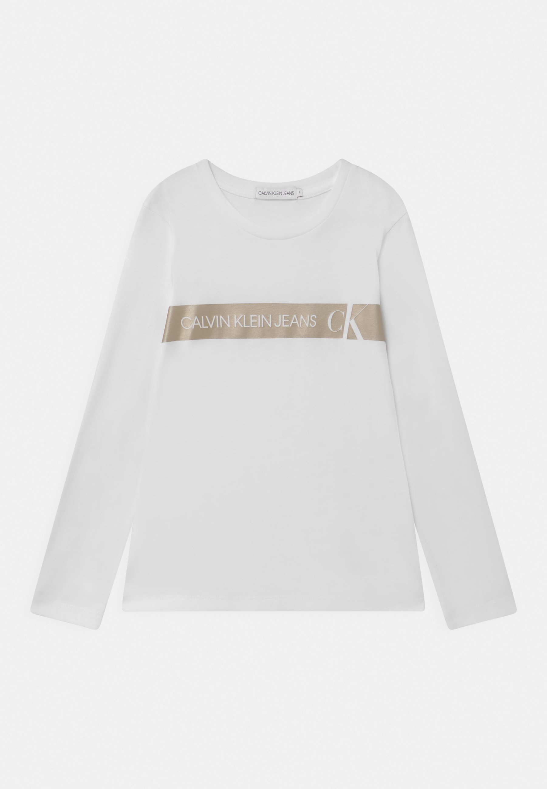 Kids FOIL LOGO SLIM  - Long sleeved top