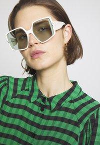 Courreges - Sunglasses - white - 1