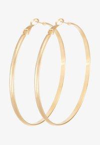 sweet deluxe - CREOLEN VALEA - Earrings - gold-coloured - 3