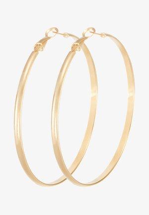 CREOLEN VALEA - Earrings - gold-coloured