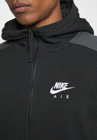 Nike Sportswear - HOODIE - Sweatjakke - black - 4