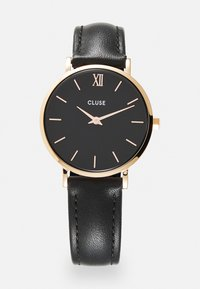 Cluse - MINUIT - Horloge - black/rose gold-coloured - 0