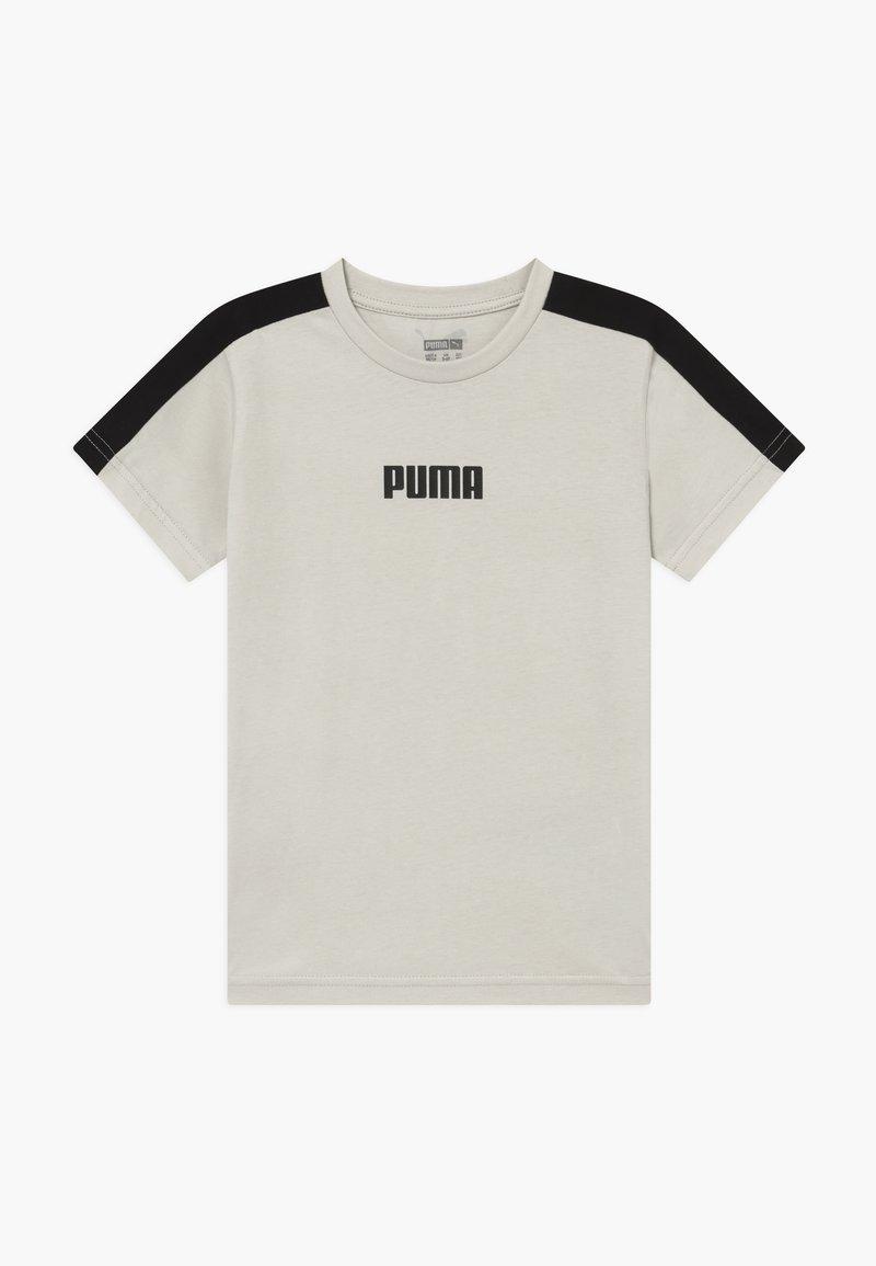 Puma - PUMA X ZALANDO LOGO TEE - Triko spotiskem - silver birch