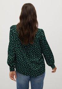 Violeta by Mango - LAURAP - Button-down blouse - grün - 2
