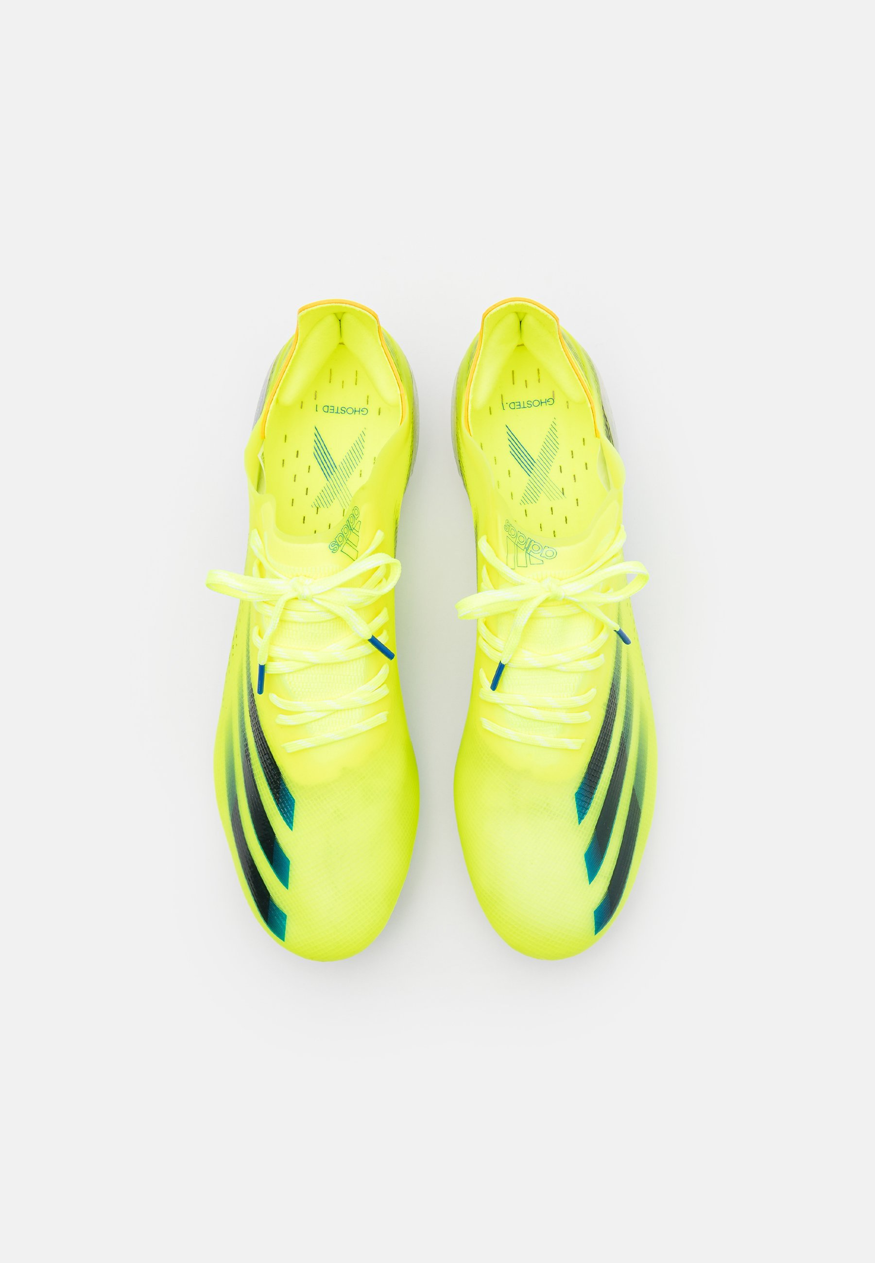 Homme X GHOSTED.1 FG - Chaussures de foot à crampons