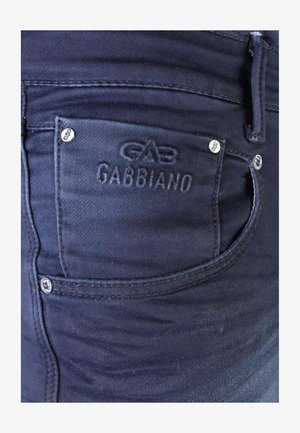 Straight leg jeans - faded