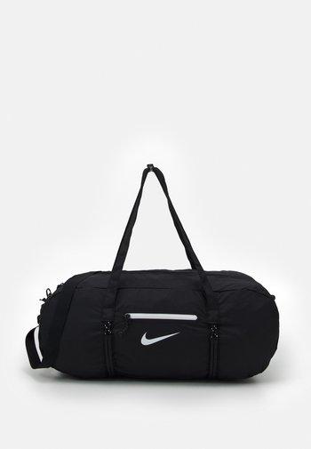 UNISEX - Treningsbag - black/white