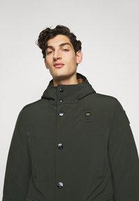 Blauer - Down coat - oliv - 3