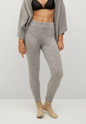 GEGANT - Teplákové kalhoty - gris