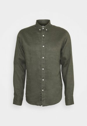 KOCHI SLIM FIT - Shirt - army