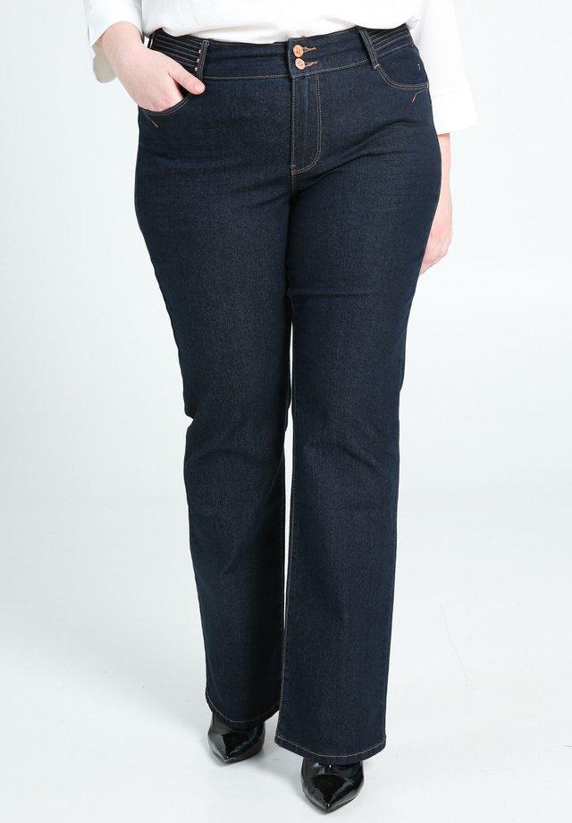Jeans bootcut - denim