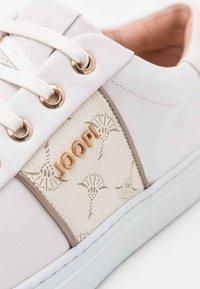 JOOP! - CORTINA LISTA CORALIE - Sneaker low - offwhite - 6
