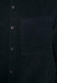 Burton Menswear London - CHUNKY  - Skjorta - navy - 4