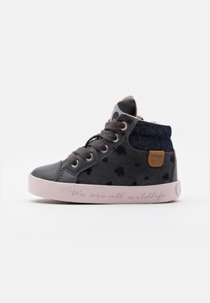 KILWI GIRL - Zapatillas altas - dark grey