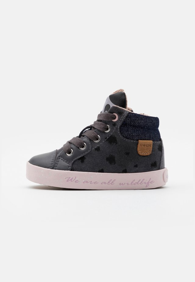 KILWI GIRL - High-top trainers - dark grey