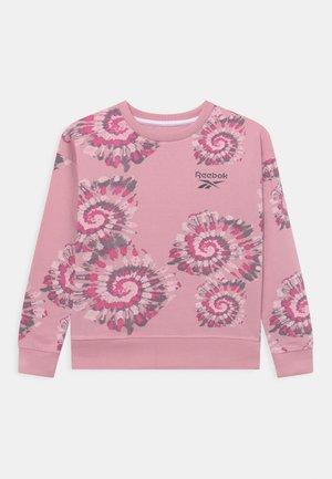 SWIRL - Sweatshirt - lilac sheet