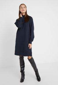 BLANCHE - HELLA DRESS - Day dress - navy - 0