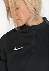 Nike Performance - DRY - Treningsskjorter - black/anthracite/white - 5