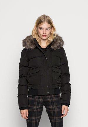 EVEREST  - Winter jacket - jet black