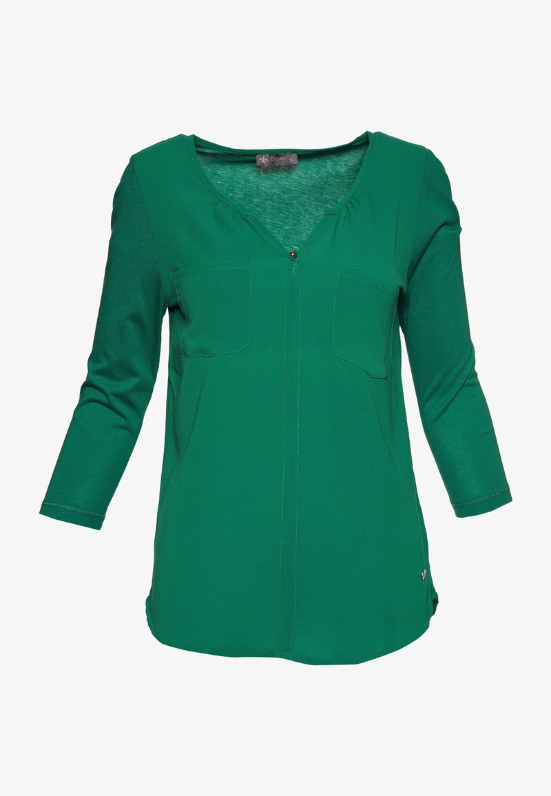 Decay - Long sleeved top - grün