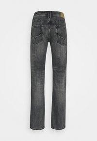 Pepe Jeans - KINGSTON ZIP - Jeans straight leg - black denim - 6