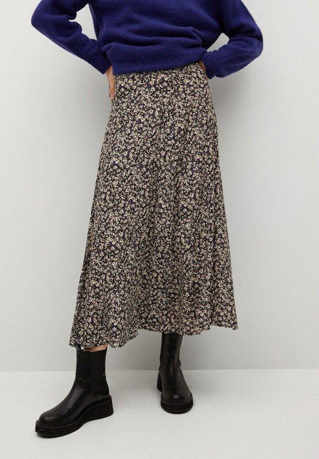 BOMBAY - A-line skirt - violet clair/pastel