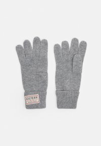 Guess - GLOVES - Gloves - grey - 0