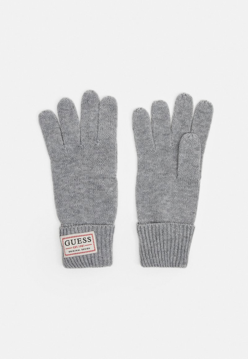Guess - GLOVES - Gloves - grey