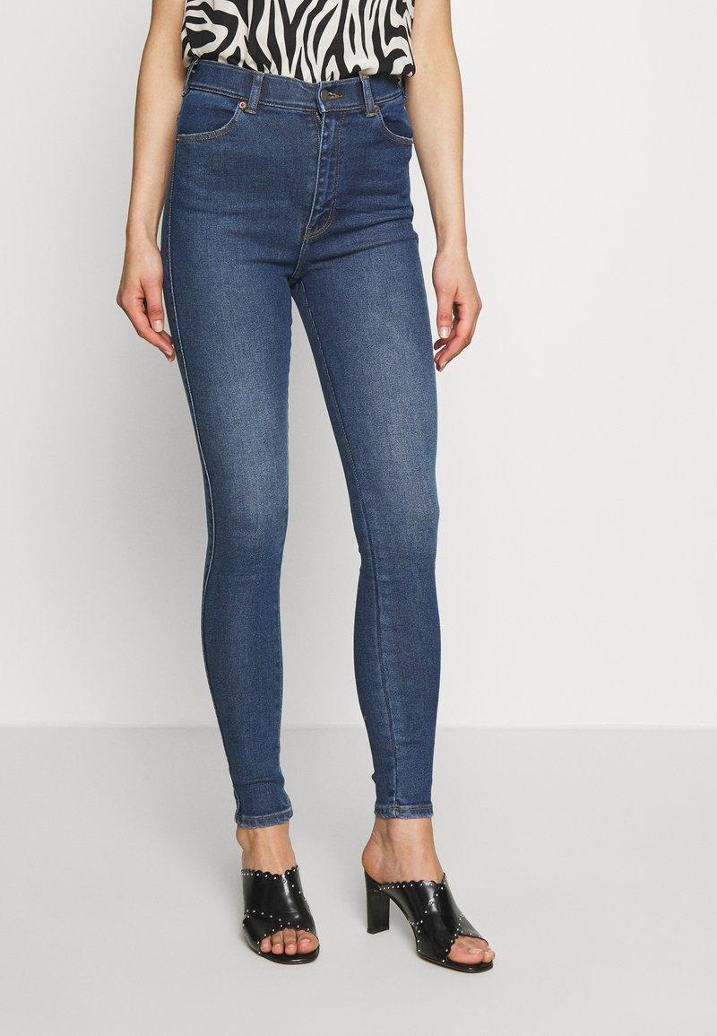 Dr.Denim - MOXY - Jeans Skinny Fit - westcoast dark blue