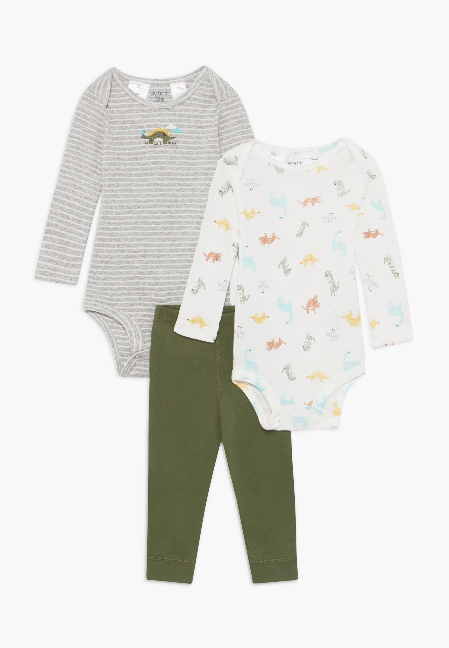 Große Förderung Carter's DINO BABY 2 PACK SET - Stoffhose - multi-coloured | Damenbekleidung 2020