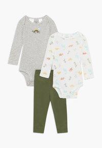 Carter's - DINO BABY 2 PACK SET - Kalhoty - multi-coloured - 0