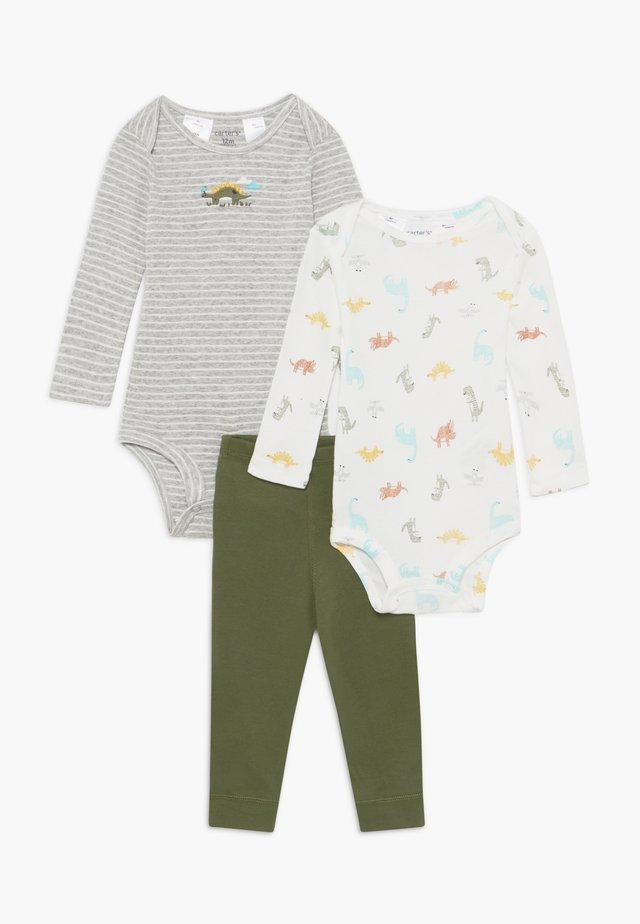 DINO BABY 2 PACK SET - Kalhoty - multi-coloured