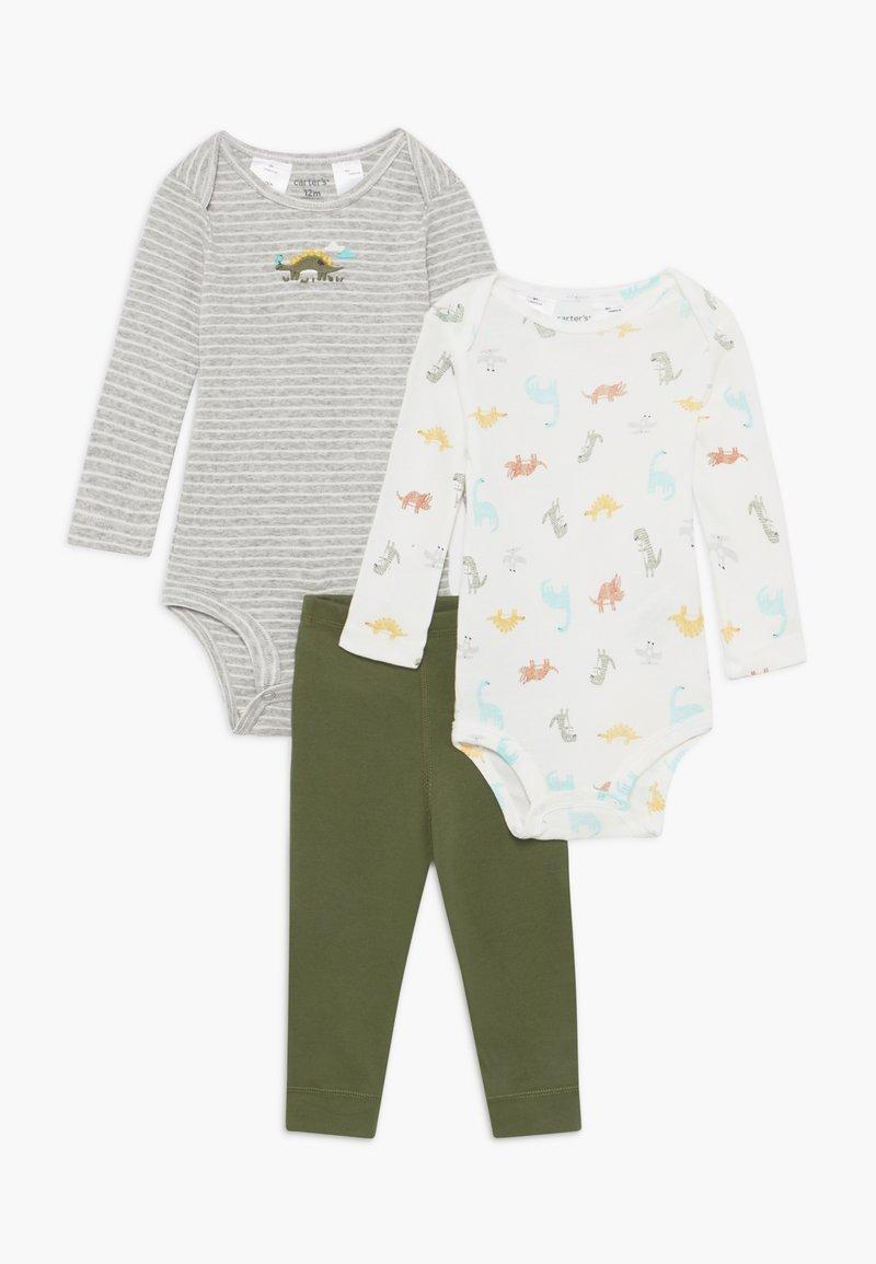 Carter's - DINO BABY 2 PACK SET - Kalhoty - multi-coloured