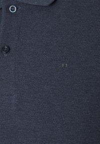 J.LINDEBERG - TROY SEASONAL - Polo - midnight blue melange - 6