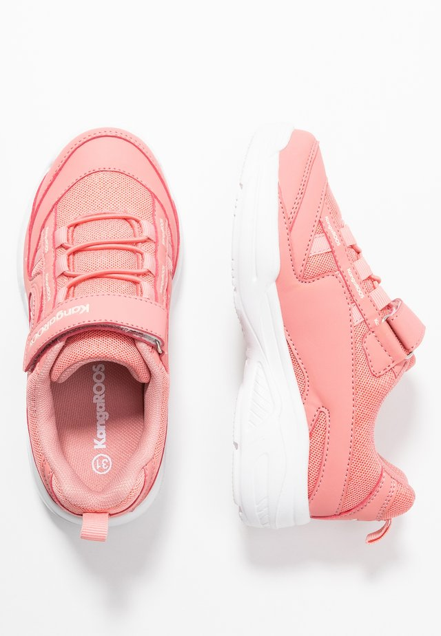 CHUNKY - Sneakersy niskie - dusty rose/frost pink