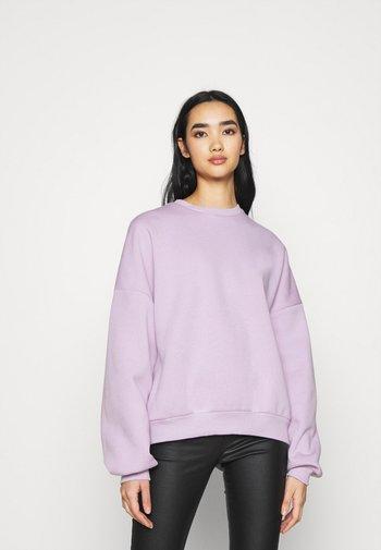 PERFECT CHUNKY - Sweatshirts - light purple
