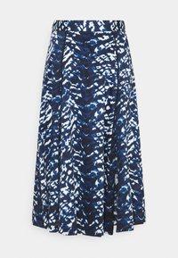 Diane von Furstenberg - RUBY SKIRT - Pleated skirt - blue - 1