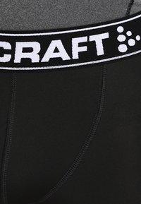 Craft - GREATNESS 2 PACK  - Pants - black - 4