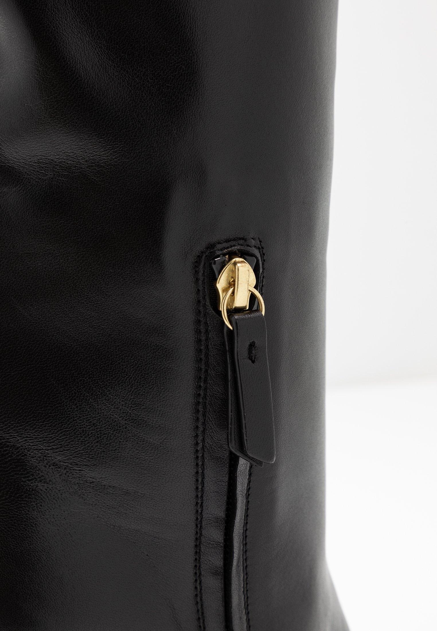 Pura Lopez High Heel Stiefel black/schwarz