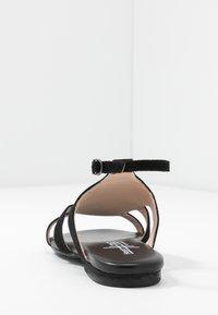 Hash#TAG Sustainable - Sandals - nero - 5