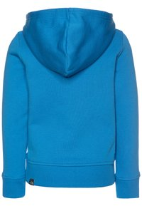 The North Face - YOUTH DREW PEAK HOODIE UNISEX - Kapuzenpullover - clear lake blue/white - 1