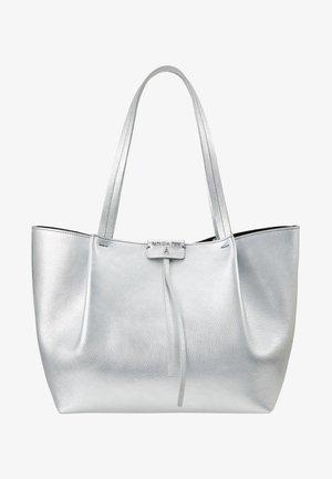 Kabelka - silver