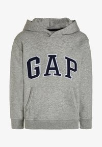 GAP - BOYS ACTIVE ARCH  - Mikina s kapucí - light heather grey - 0