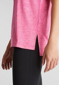 Esprit Sports - MIT E-DRY - Sports shirt - pink fuchsia - 3
