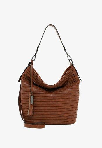 DALIA - Handbag - cognac 700