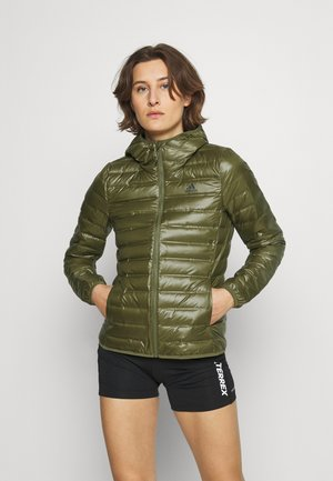 VARILITE - Down jacket - green